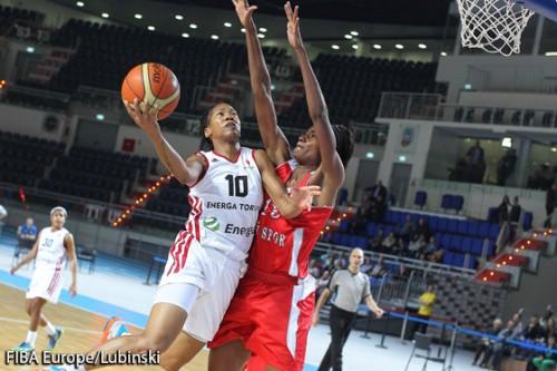 Maurita REID FIBA Europe LUBINSKI