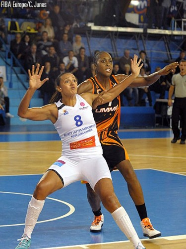 Mistie BASS FIBA Europe C. JUNES