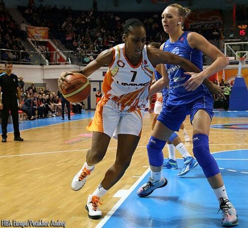 Sandrine GRUDA FIBA Europe PETUKHOV Andrey
