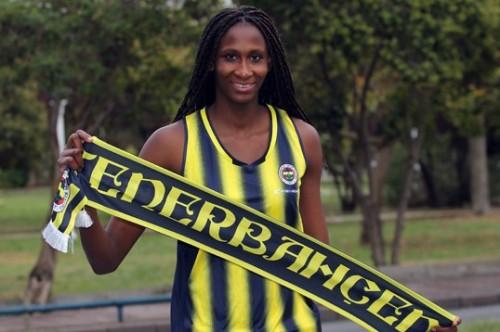 Turquie_2014-2015_Astou NDOUR (Fenerbahçe)_fenerbahce.org
