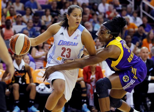 WNBA_2014_Shoni SCHIMMEL (Atlanta)_The Associated Press