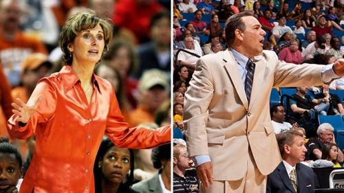 WNBA_2015_Gail GOESTENKORS et Gary KLOPPENBURG (Indiana)_WNBA