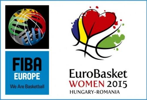 logo Euro 2015 blanc