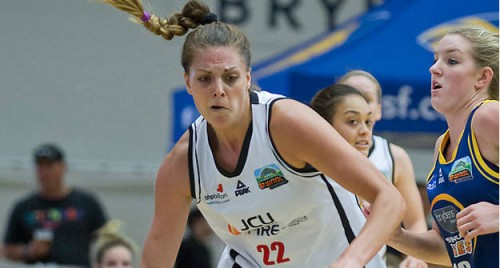 2014-2015_Cayla FRANCIS (Townsville)_Michael Sulimovsky