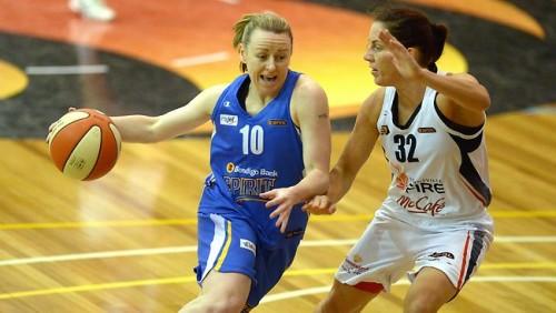 Australie_2013-2014_Kristi HARROWER (Bendigo)_Herald Sun