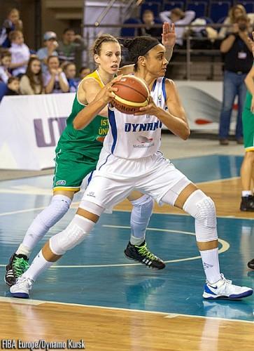 Candice DUPREE FIBA EUROPE