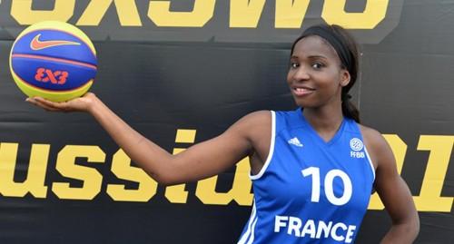 Hhadydia MINTE (France 3x3)_FIBA