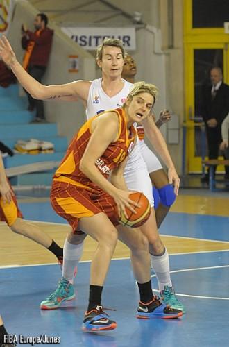 Jelena DUBLJEVIC Fiba Europe Junes
