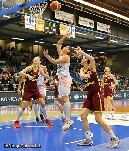 Johannah LEEDHAM FIBA Europe