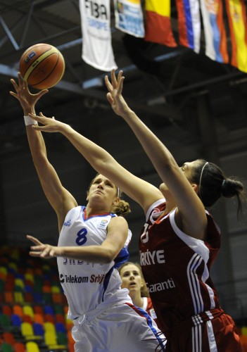 Kristina BALTIC (Serbie)_FIBA Europe_Romans KOKSAROVS