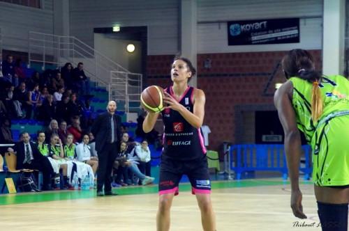 LFB_2014-2015_Sofie HENDRICKX 2 (Toulouse) vs. Hainaut Basket_Thibaut LASSER
