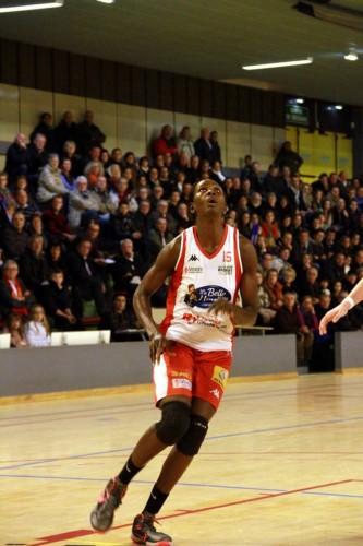 Ligue 2 1415 - Aminata DIOP (Roche) - Anita DEGROLARD