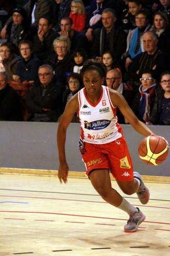 Ligue 2 1415 - Baleta MUKOKO (Roche) - Anita DEGROLARD