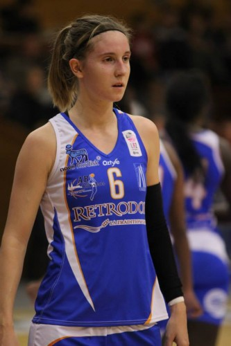 Ligue 2 1415 - Julia BORDE (Chartres) - Fred Caupain