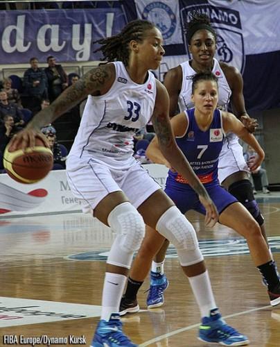 Seimone AUGUSTUS FIBA Europe