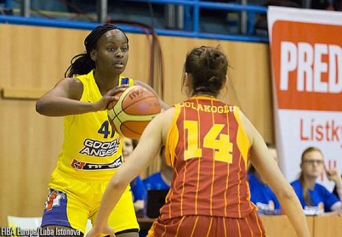 Ta'Shauna RODGERS FIBA EUROPE