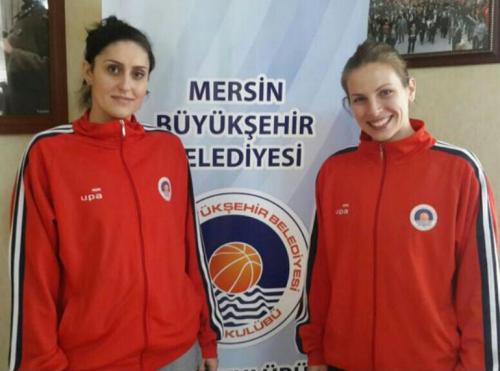 Turquie_2014-2015_Anastasia PIMENOVA & Sandra YGUERAVIDE (Mersin)_jwsbasketball.org