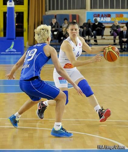 Anaël LARDY FIBA Europe c. JUNES