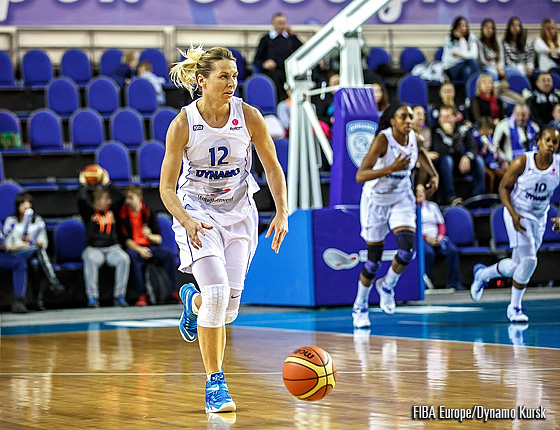 Anete Jekabson FIBA Europe
