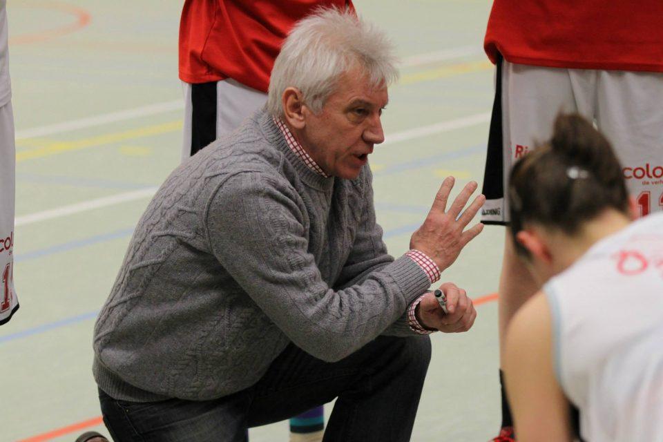 Belgique : Le coach Marc FOUCART nous a quittés