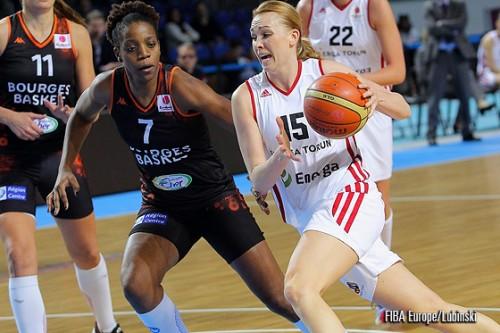 Endy Miyem FIBA Europe Lubinski