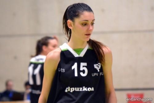 Espagne_2013-2014_Miriam FORASTE (U. Pays Basque)_Raluca Mihaela VLAD