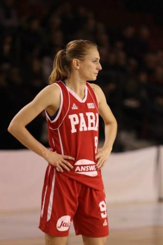 Ligue 2 1415 - Emilie SILBANDE (Aix) - Fred Caupain