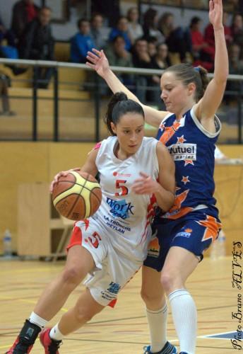 NF1 A 1415 - Linda BOUSBAA (La Tronche) - Bruno ALVES