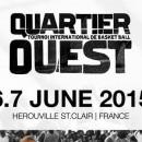 Participez au 9ème tournoi «Quartier Ouest» !