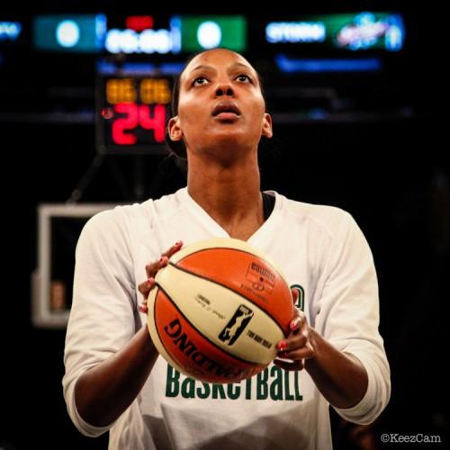 WNBA_2014_Angelica ROBINSON (Seattle)_KeezCam