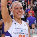 WNBA : Erin PHILLIPS prend sa retraite sportive et entre dans le staff des Dallas Wings