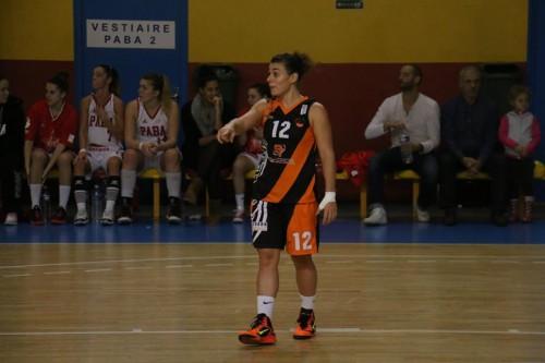 ligue 2 1415 - Melissa MICALETTO (Le Havre) - T. DAMOISEAU