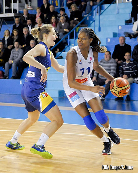 valériane AYAYI FIBA Europe