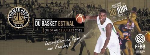 Bannière Summer Hoops Classic 2015
