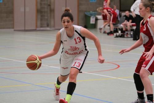 Belgique_Lara GASPAR (Waregem)_vs. Deerlijk_Eddy LIPPENS
