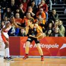 LFB : Bourges domine Basket Landes pour partir en finale