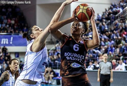 Diandra THACTCHOUANG FIBA Europe