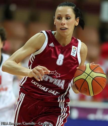 Gunta BASKO FIBA Europe