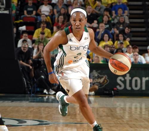 WNBA_2013_Temeka JOHNSON (Seattle)_Terrence VACCARO