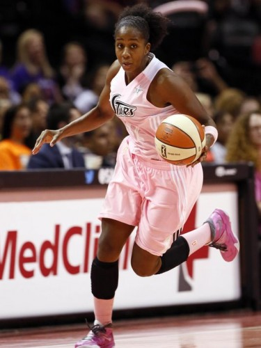 WNBA_2014_Shenise JOHNSON (San Antonio)_Soobum Im_USA TODAY Sports