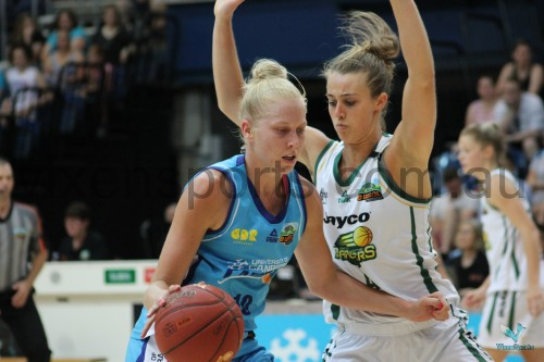 Australie_2014-2015_Abby BISHOP (Canberra) vs. Dandenong_vixensports.com.au