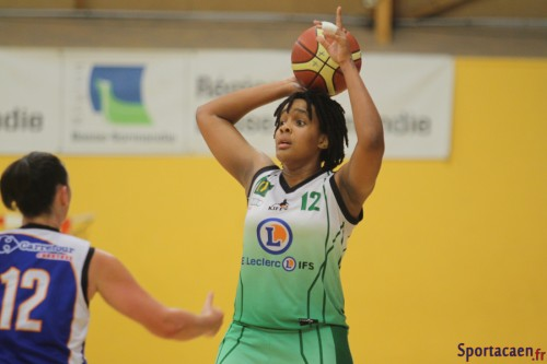 Elodie NAIGRE (Ifs) - Sportacaen