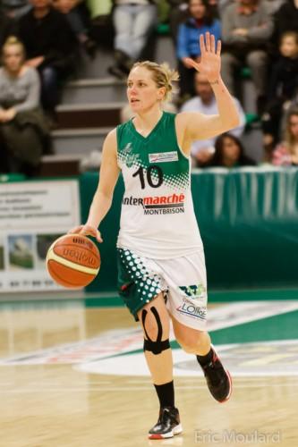 Emilie DUVIVIER (Montbrison) - Basketfly