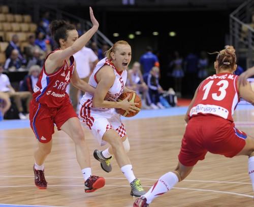 Euro 2013_Andja JELAVIC (Croatie)_FIBA Europe_Hervé BELLENGER