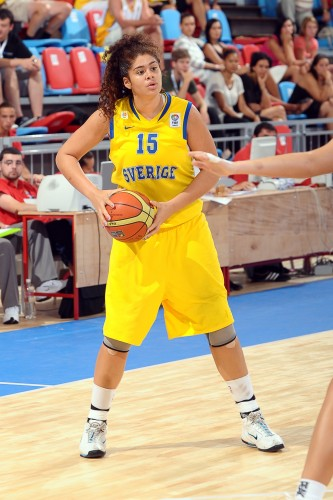 Euro U18 2011_Amanda ZAHUI (Suède)_FIBA Europe_Viktor REBAY