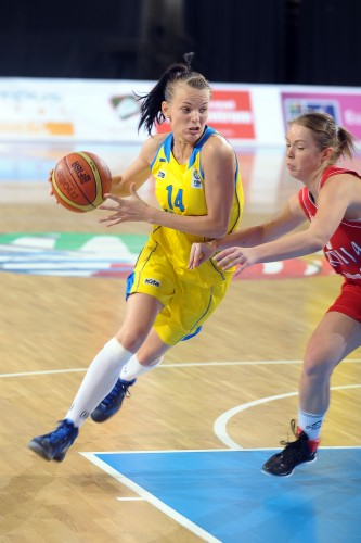 Euro U20 2012_Lyudmyla NAUMENKO (Ukraine)_FIBA Europe_Viktor REBAY