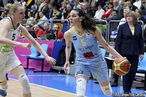 Euroligue_2014-2015_Sonja PETROVIC (USK Prague)_FIBA Europe