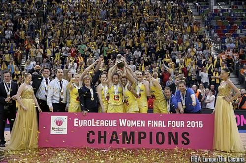 Euroligue_2014-2015_USK Prague vainqueur_FIBA Europe_Elio CASTORIA