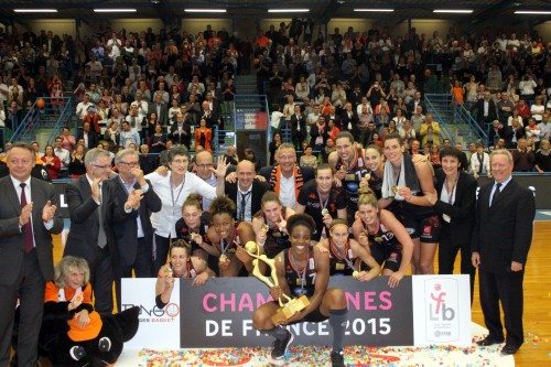 LFB_2014-2015_Bourges champion de France_Laurent LARZUL