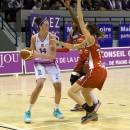 WNBA : Rebecca TOBIN au camp de Phoenix
